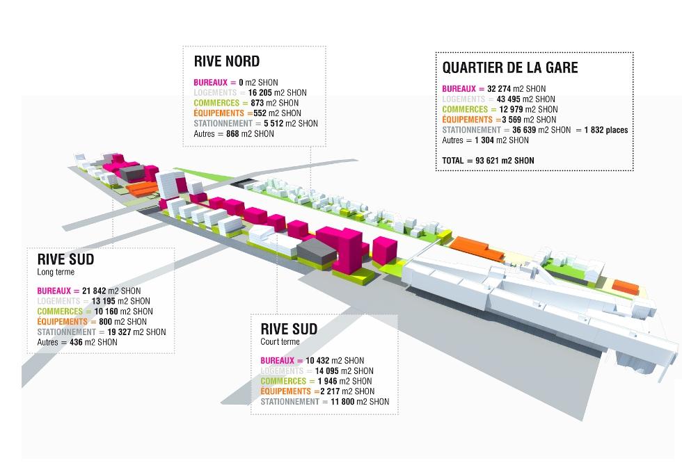 Requalification du Quartier de la Gare de Lorient