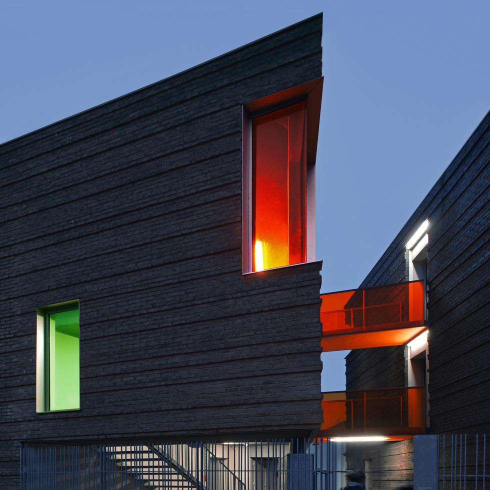 18 logements H&E - Atelier 981